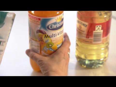 Giftiges Benzol In Erfrischungsgetränken  NDR De   Ratgeber   Verbraucher   Lebensmittel