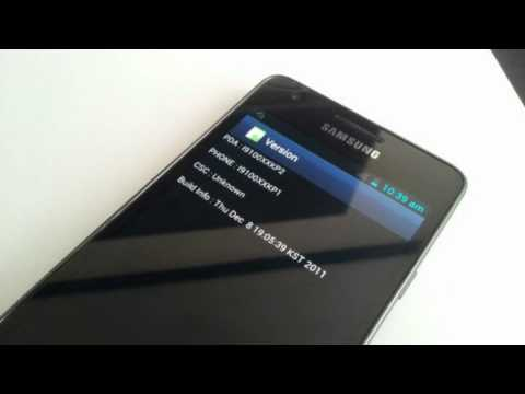 !!!NEW!!! Android ICS 4.0.1 ROM for Samsung Galaxy S II LEAKS