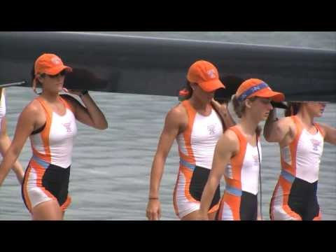 Lady Vol Rowing: Conference USA Championship