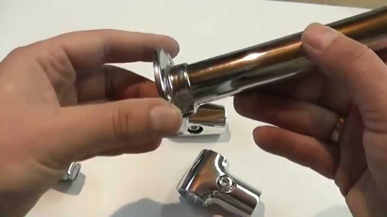 Хромировать трубу в домашних условиях 805