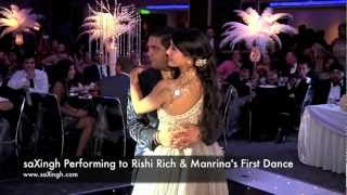 download lagu Saxingh Performs Exclusively At Rishi Rich's Wedding gratis