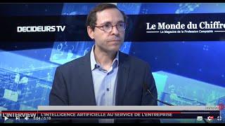 L'interview : L'intelligence artificielle au service de l'entreprise