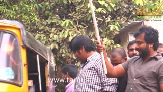 Iraivi Auto Flag Off Promotion