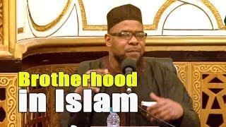 Brotherhood in Islam – Abu Usamah