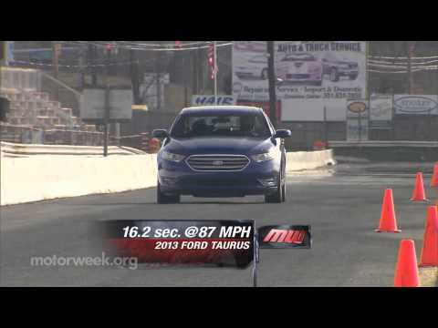 Road Test: 2013 Ford Taurus