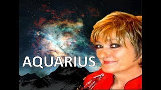 AQUARIUS September Horoscope - 2017 Astrology/ Relationships Bubble this Month!