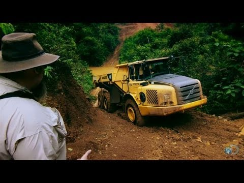 Stuck in Jungle Mud | Gold Rush - YouTube