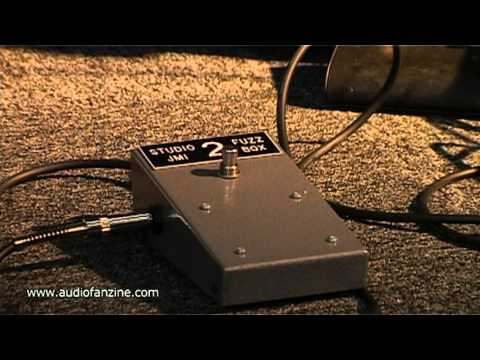 JMI FUZZBOX video demo [Musikmesse 2011]