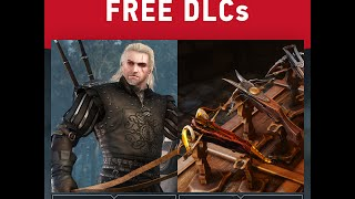 The Witcher 3 Wild Hunt Set Du Nilfgaard DLC Armure/Monture FR ( Localisation )