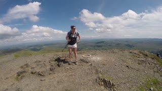 Bowscale Fell, Bannerdale Crags, Blencathra and Souther Fell 03 07 15