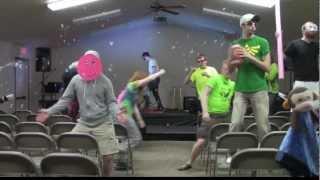 Rose BCM with Napoleon Dynamite dancing Harlem Shake