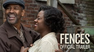 Fences Trailer 2 (2016) - Paramount Pictures