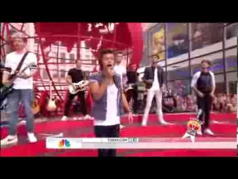 One Direction - Best Song Ever (live On Today Show) Hd video