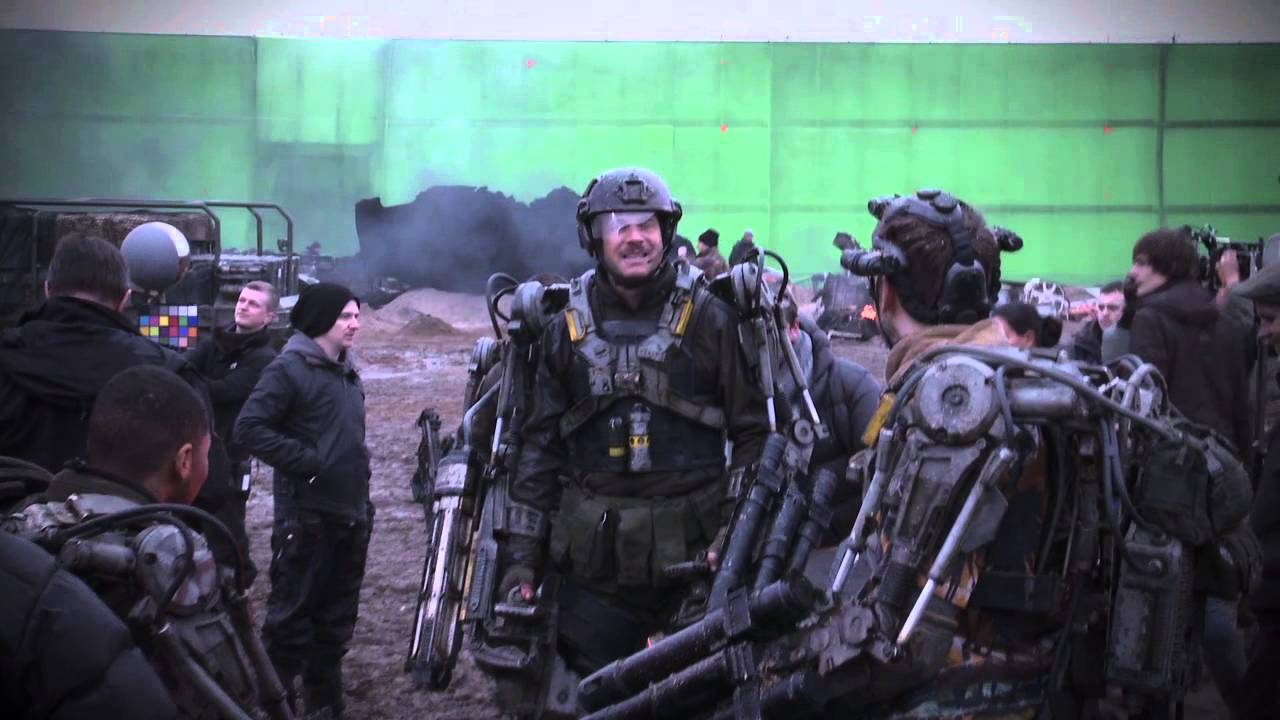 Edge Of Tomorrow Behind The Scenes Complete Broll Tom