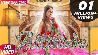 Attitude (Full ) | Ruby Khurana | New/Latest Punjabi Song 2018 | Speed Records