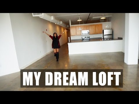 VLOG| Apartment Hunting - Finding My Dream Loft!