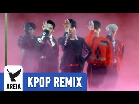 VIXX Dynamite (Areia Kpop Remix) music videos 2016