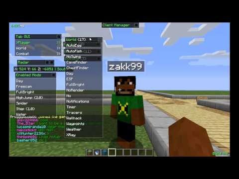 Minecraft Mod showcase: Nodus mod