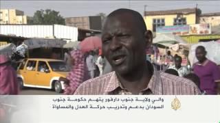 """اتهام حكومة جوبا بدعم """"العدل والمساواة"""""""
