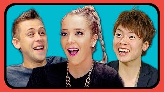 YouTubers React to Japanese Commercials #2