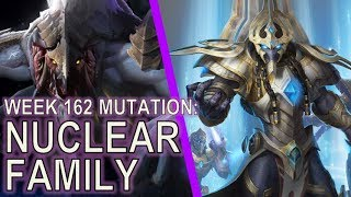 Starcraft II: Nuclear Family [Explosive Appetite]