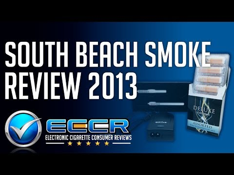 In-Depth South Beach Smoke  E-Cigarette Review - Unbiased Electronic Cigarette Consumer Reviews