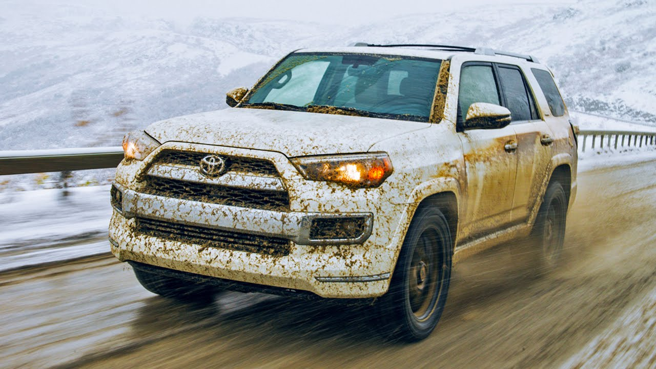 Taming Alaska's Deadly Dalton in the 2014 Toyota 4Runner Limited! - Epic Drives Ep. 29 - YouTube
