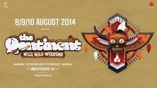 The Qontinent 2014 Wild Wild Weekend | Hardstyle | Goosebumpers