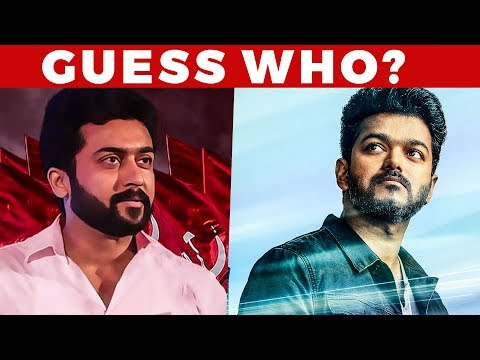 Vijay's SARKAR Actor Now Joins SURIYA 37!