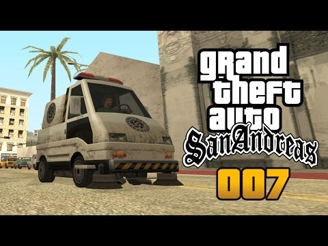 GTA SAN ANDREAS #007 ► OG Logs Klauer «» GTA San Andreas Lets Play
