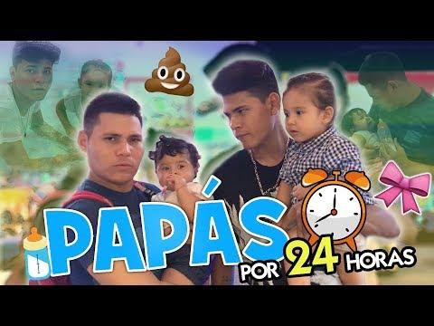 24 HORAS SIENDO PAPÁS (CAMBIOS 😱) JUKILOP