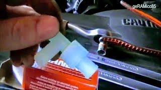 HOW TO REPLACE A BAD PCV VALVE | STOP POOR ILDE + OIL LOSS | EASY DIY FIX ON DODGE RAM