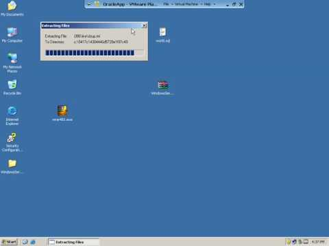 7) How to install step by step Windows service pack SP2 on VMware Workstation – Bangla Tutorial