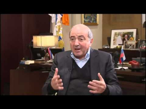 Boris Berezovsky  Russian Oligarch Found Dead (Video)