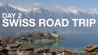 Switzerland Road Trip: Lucerne to Bern