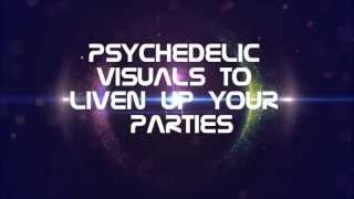 FREE DOWNLOAD PSYCHEDELIC/TRIPPY VIDEO TO LIVEN UP YOUR PARTIES !