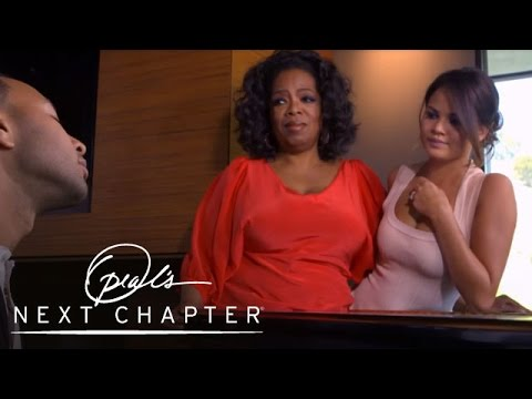 "John Legend Performs ""All of Me"" - Oprah's Next Chapter - Oprah Winfrey Network"