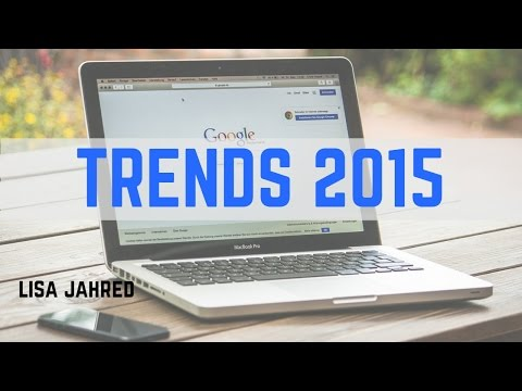 Google SEO Trends in 2015