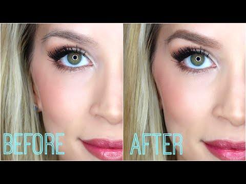 Easiest Brow Tutorial EVER!