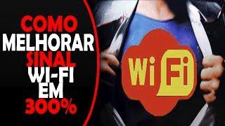 Como Melhorar Wi-Fi no Android em 300% - Funcional - Atualizado 2017