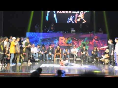 FINAL_JINJO CREW vs GAMBLERZ CREW  R16 2012 Korea Elimination...