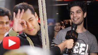 (VIDEO) Fan Reactions While Watching Prem Ratan Dhan Payo Trailer | Salman Khan, Sonam Kapoor
