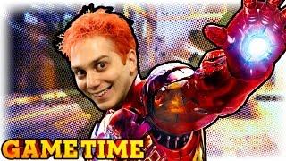 IRON MAN IN GTA 5 (Gametime w/ Smosh Games)