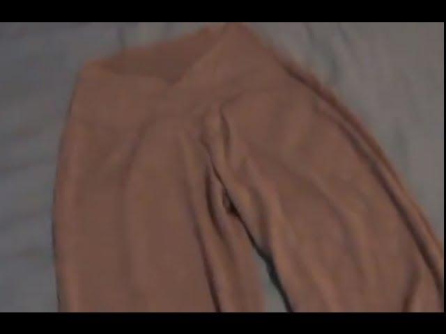 Como Hacer Un Pantalon Deportivo