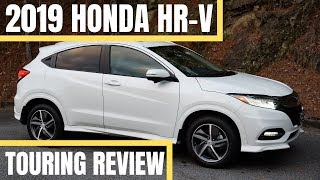 2019 Honda HR-V Touring - Review - They Finally Added It!