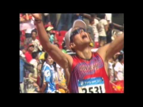 BOSCOSport на олимпиаде в Пекине - 2008 (Первый канал). Part 4