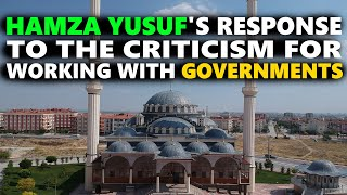 Video: Islam's Tradition is to support the Ruler & Government - Hamza Yusuf
