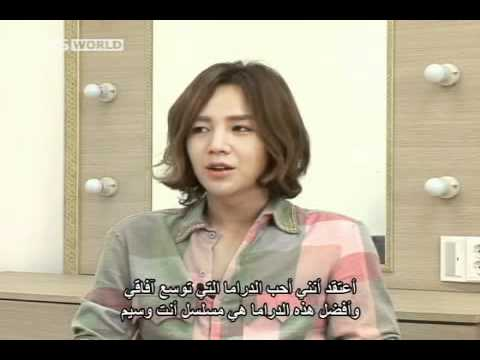 KBS World Arabic Interview with Jang Keun Suk Part-1