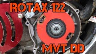 Hm Rotax 122 con MVT DD + EPROM