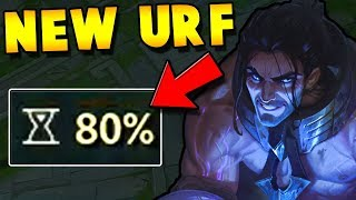 THE ONLY URF SYLAS VIDEO ON YOUTUBE + NEW URF MODE | League of Legends